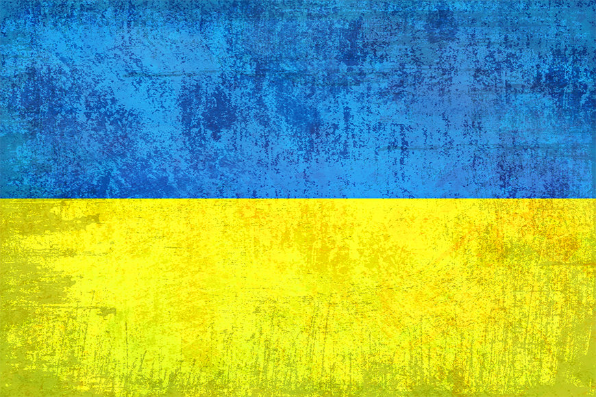 Intissé déco Ukraine