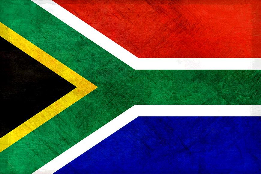 Papier peint Afrique du Sud