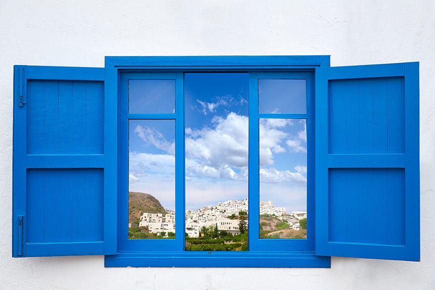Papier peint Almeria View 120x80cm et plus