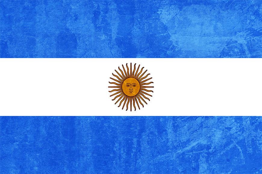 Papier peint Argentine