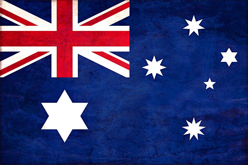 Papier peint Australie