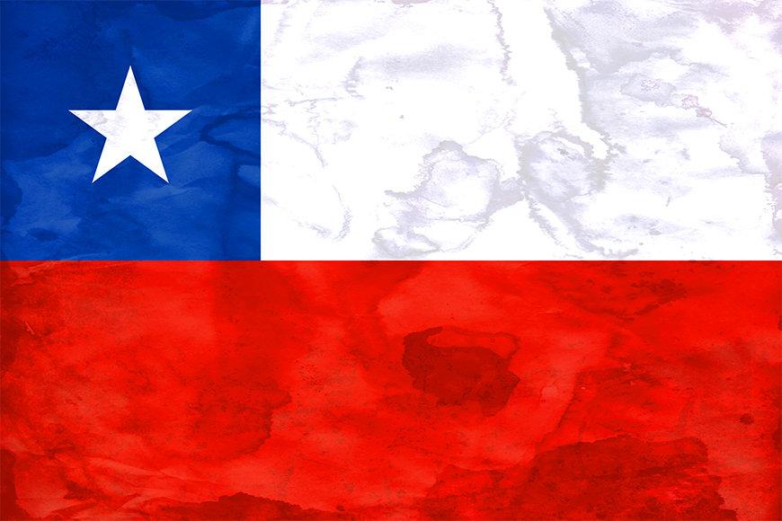 Papier peint Chili