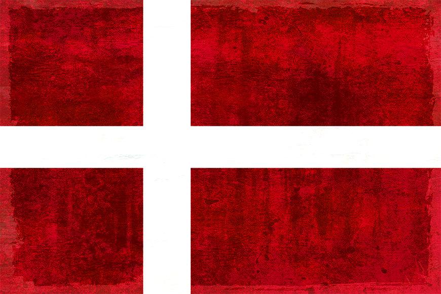 Papier peint Danemark