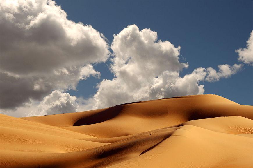 Papier peint Dune de sable 120x80cm et plus