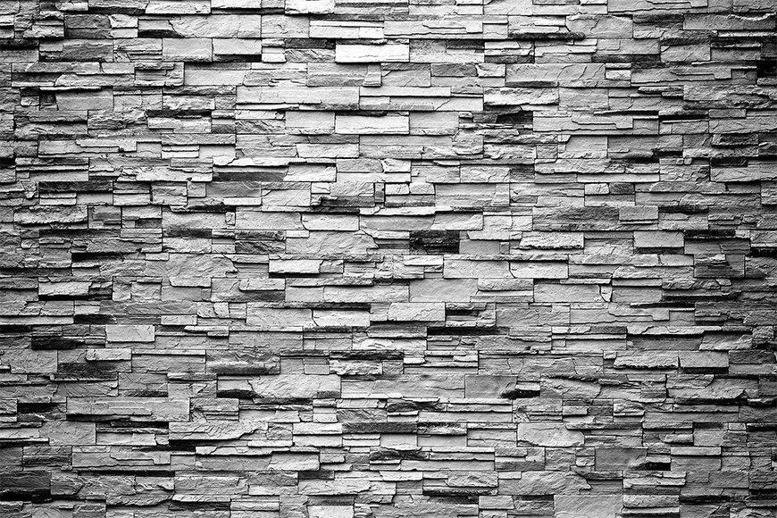 Papier peint Grey Wall