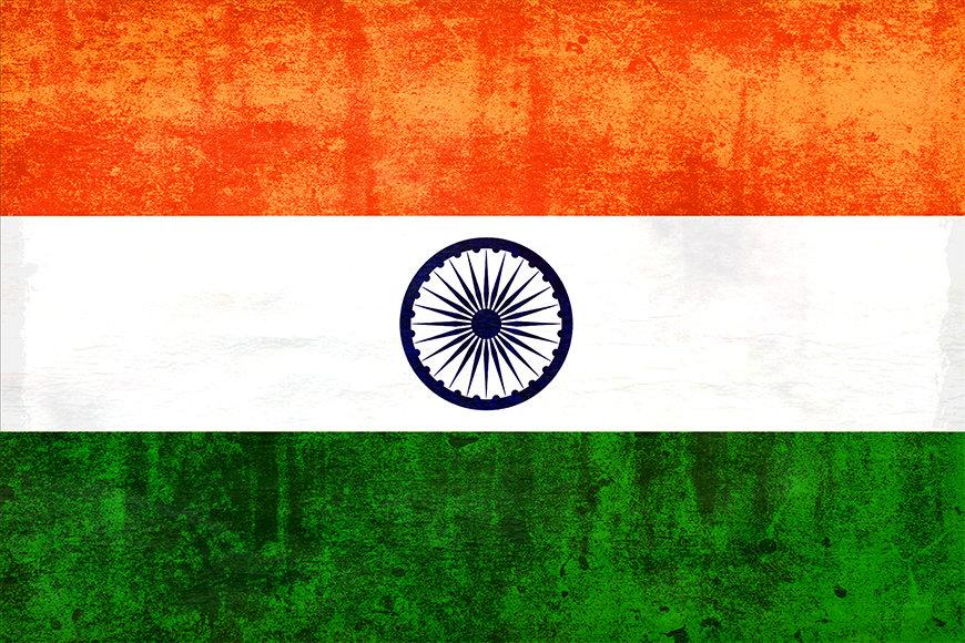 Papier peint Inde