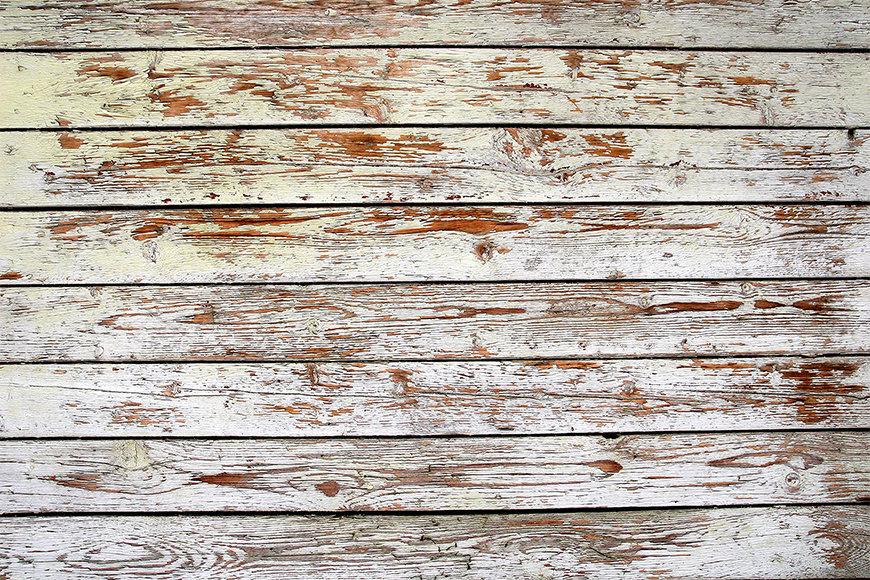 Papier peint Old Wooden Wall