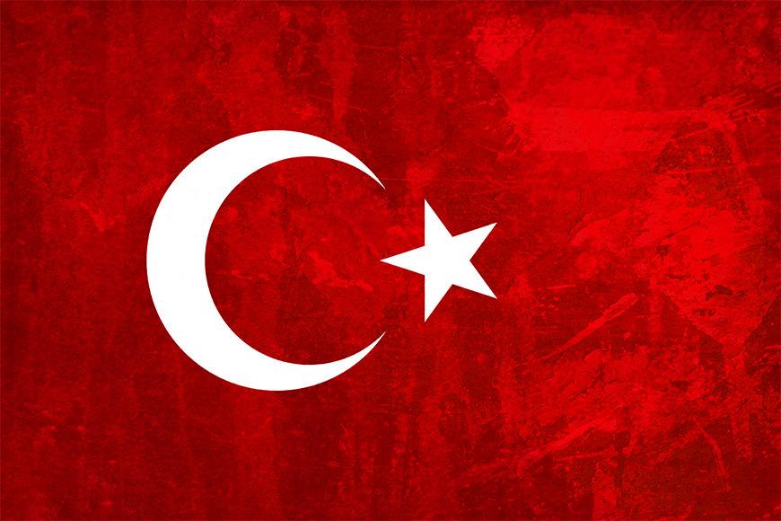 Papier peint Turquie