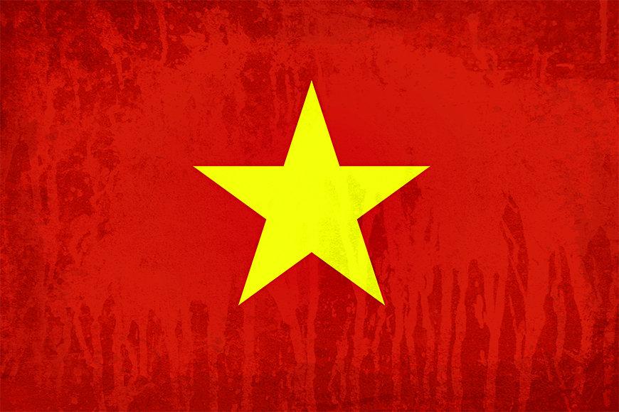 Papier peint Viêt-Nam