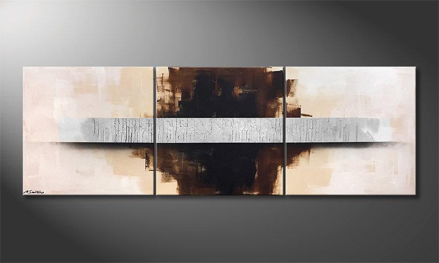 Art moderne Clear Vision 210x70x2cm