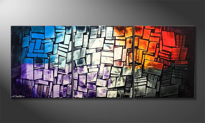 Art moderne Elements 180x70x2cm