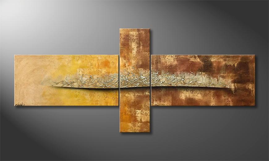 Le tableau exclusif Desert Spring 230x100x2cm